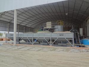Central dosadora de concreto CDA 40